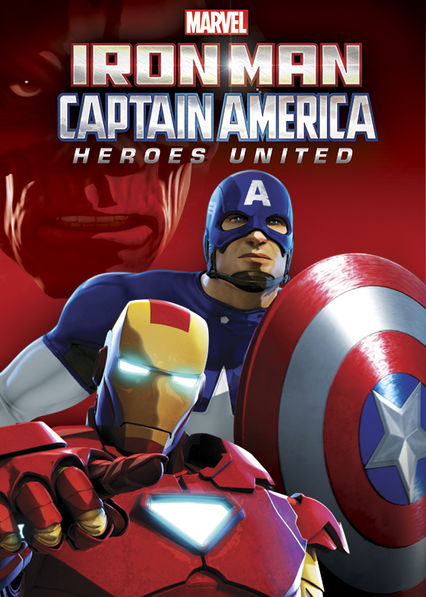 Iron Man & Captain America: Heroes United on Netflix USA