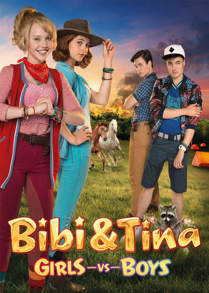 Bibi and Tina: Girls Versus Boys on Netflix USA