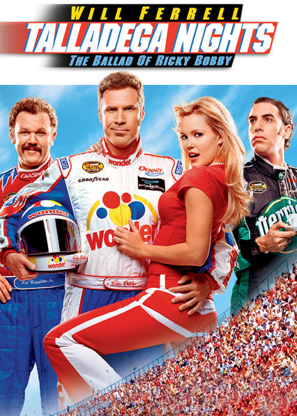 is 39 talladega nights the ballad of ricky bobby 39 available. Black Bedroom Furniture Sets. Home Design Ideas