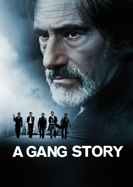 Is 'A Gang Story' available to watch on Netflix in America