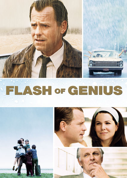 Flash of Genius on Netflix USA