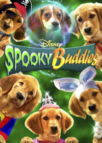 Spooky Buddies on Netflix USA