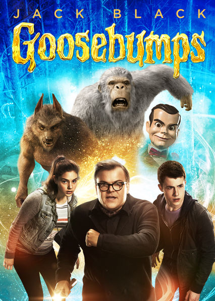 Goosebumps on Netflix USA
