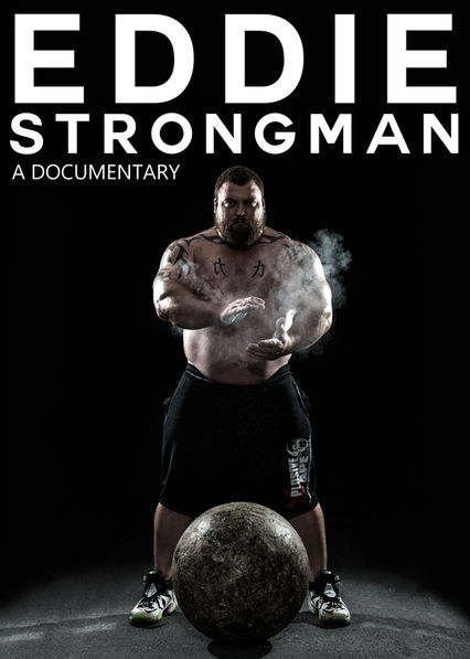 Eddie - Strongman on Netflix USA