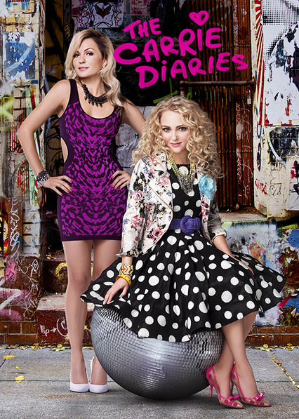 The Carrie Diaries on Netflix USA