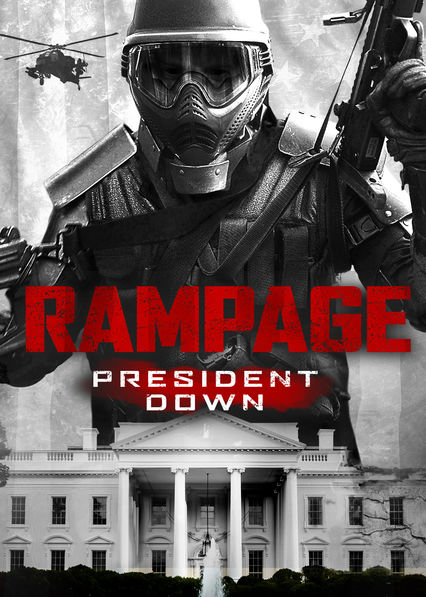 Rampage: President Down on Netflix USA