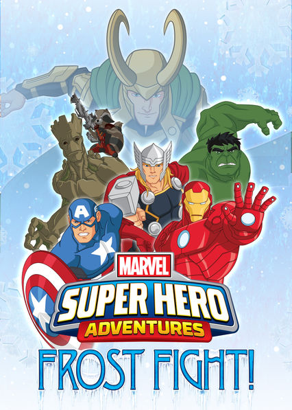 Marvel Super Hero Adventures: Frost Fight! on Netflix