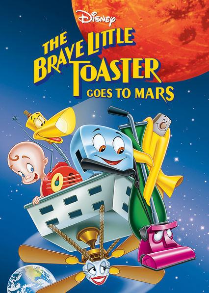 The Brave Little Toaster Goes to Mars on Netflix USA