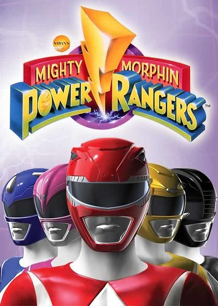 Mighty Morphin Power Rangers on Netflix USA