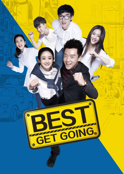 Is 'Best Get Going' available to watch on Netflix in America