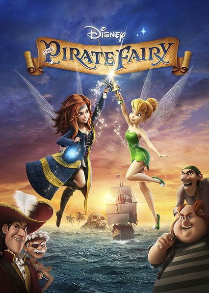 The Pirate Fairy on Netflix USA