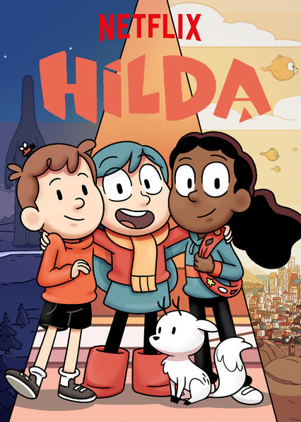Hilda on Netflix USA