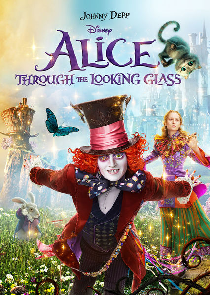 Alice Through the Looking Glass on Netflix USA