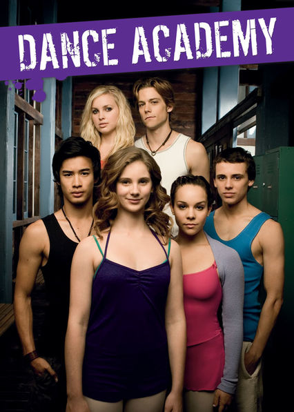 Dance Academy on Netflix USA