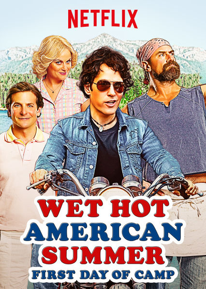 Wet Hot American Summer: First Day of Camp on Netflix USA