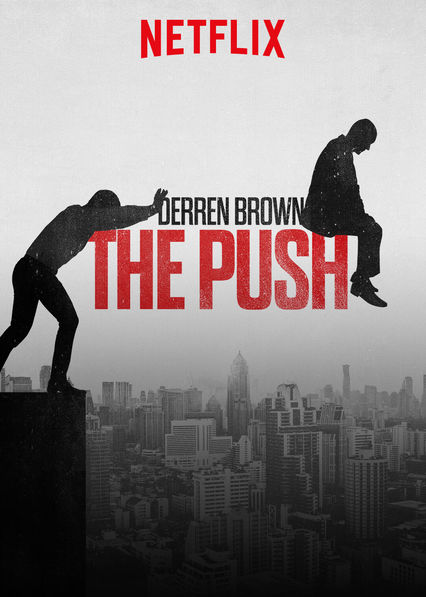 Derren Brown: The Push on Netflix USA