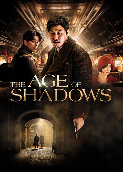 The Age of Shadows on Netflix USA