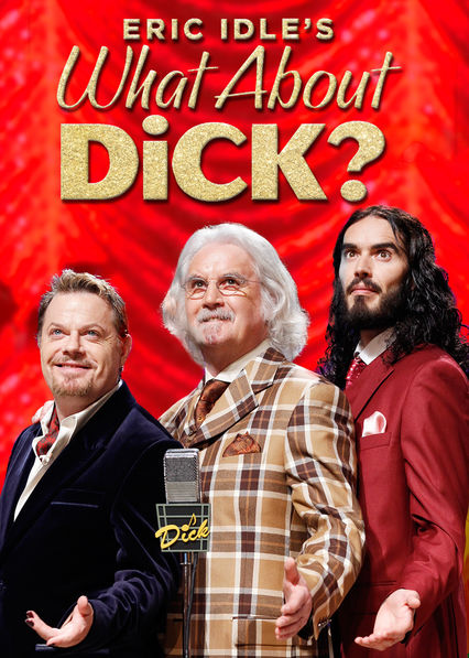 Eric ldle's What About Dick? on Netflix USA