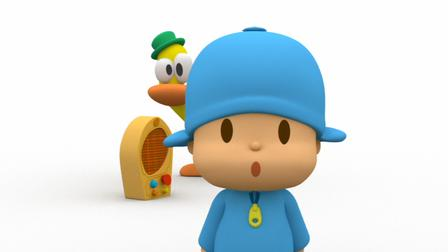 A Little Cloud / A Present for Elly / Pocoyo Dance