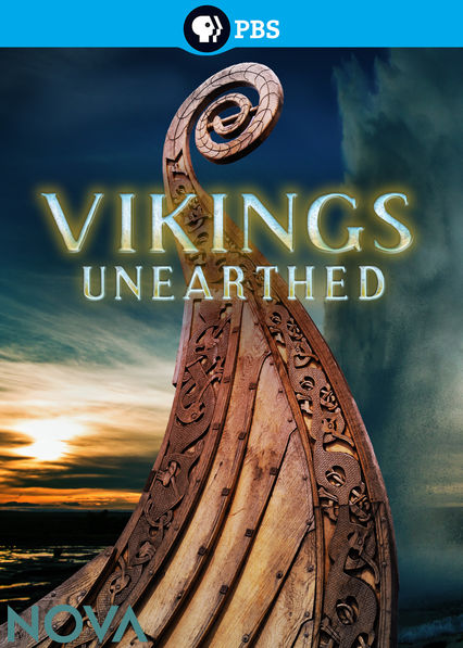 Is 'Vikings Unearthed' available to watch on Netflix in America