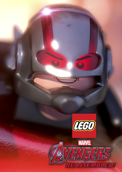 LEGO Marvel Super Heroes: Avengers Reassembled! on Netflix USA