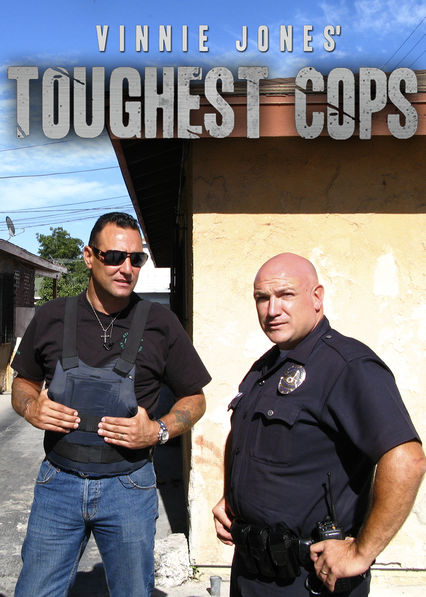 Vinnie Jones' Toughest Cops on Netflix USA