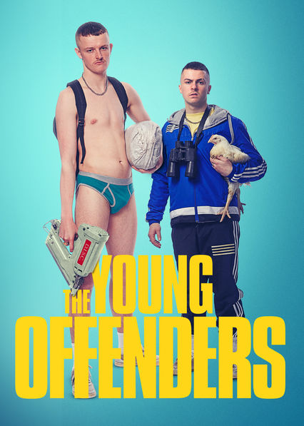 The Young Offenders on Netflix USA