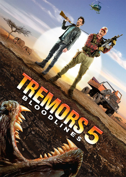 Tremors 5:  Bloodline on Netflix USA