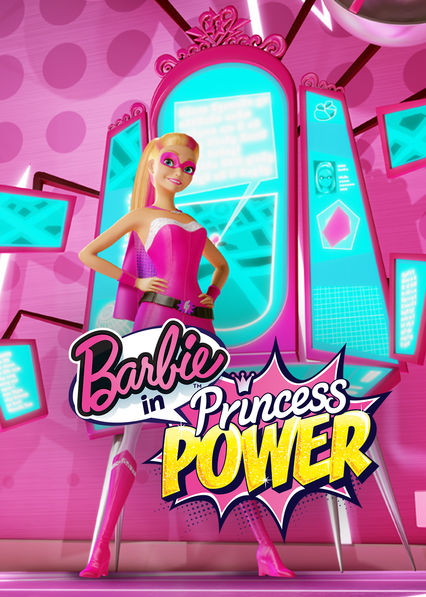 Barbie in Princess Power on Netflix USA