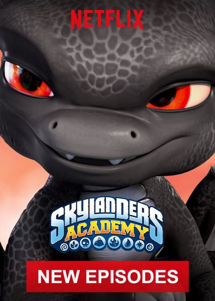 Skylanders Academy on Netflix USA