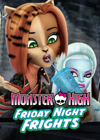 Monster High: Friday Night Frights on Netflix USA