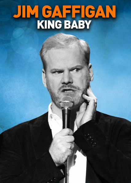 Jim Gaffigan: King Baby on Netflix USA