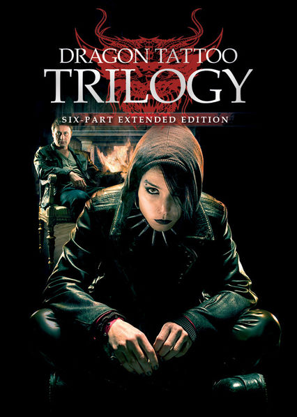 Dragon Tattoo Trilogy: Extended Edition on Netflix USA