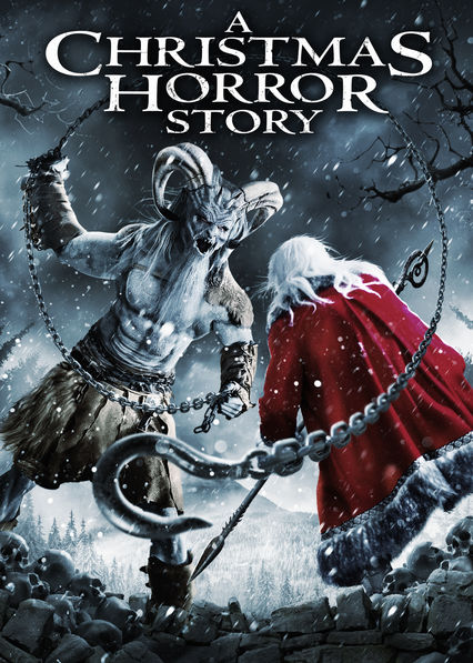 A Christmas Horror Story on Netflix USA