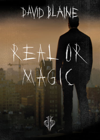 David Blaine: Real or Magic? on Netflix USA