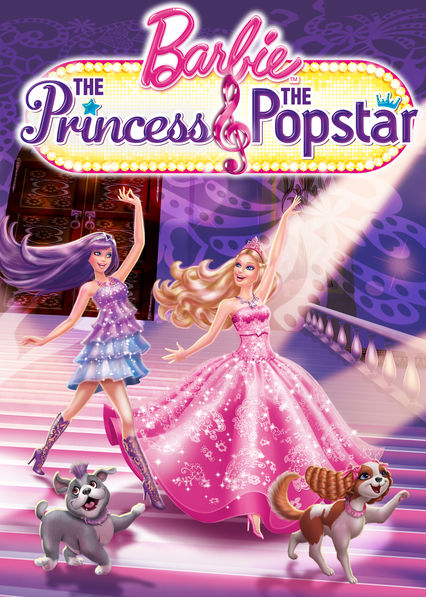 Barbie: The Princess & the Popstar on Netflix USA