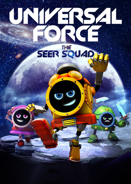 The Universal Force: The Seer Squad
