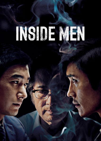 Inside Men on Netflix USA