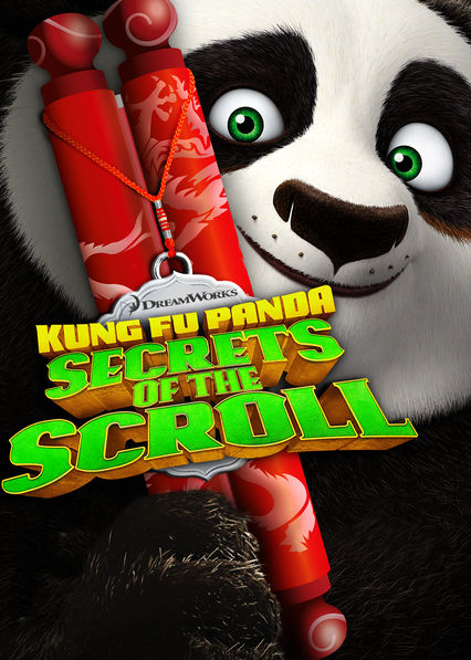 Kung Fu Panda: Secrets of the Scroll on Netflix USA