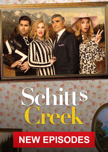 Schitt's Creek on Netflix USA