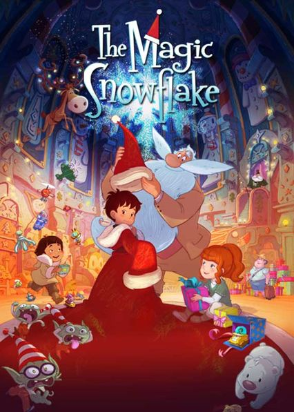 Magic Snowflake on Netflix USA