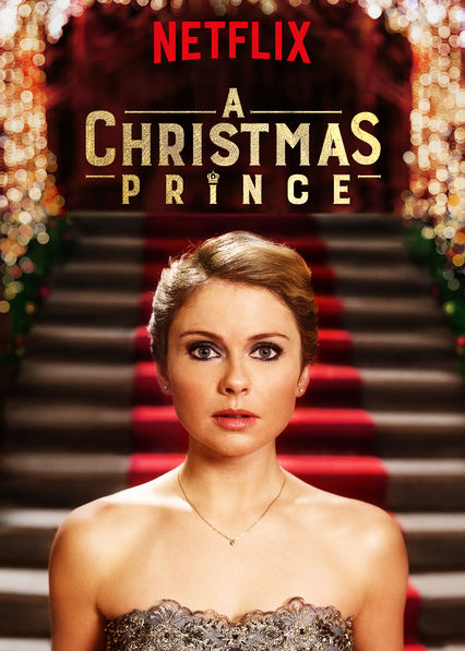 A Christmas Prince on Netflix USA