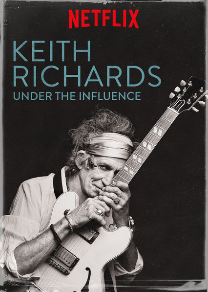 Keith Richards: Under the Influence on Netflix USA
