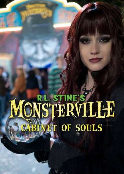 Is 'R.L. Stine's Monsterville: Cabinet of Souls' available to ...