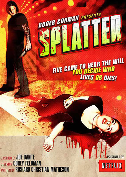 Splatter on Netflix USA