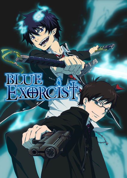 Blue Exorcist on Netflix USA