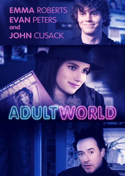 Adult World on Netflix USA
