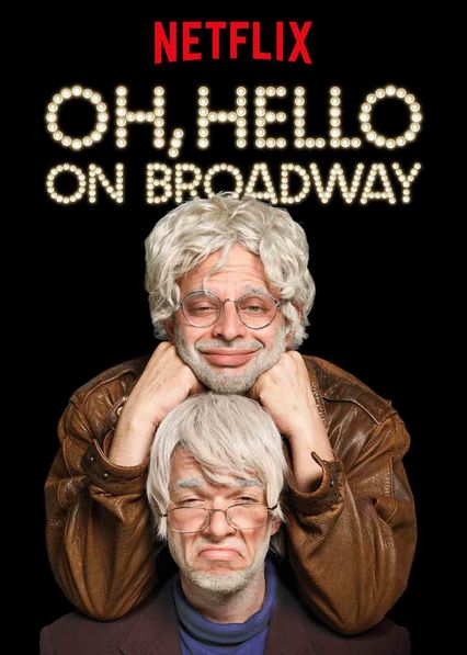 Oh, Hello On Broadway on Netflix USA
