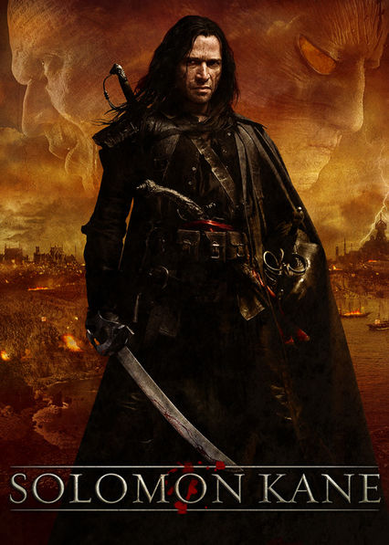 Solomon Kane on Netflix USA