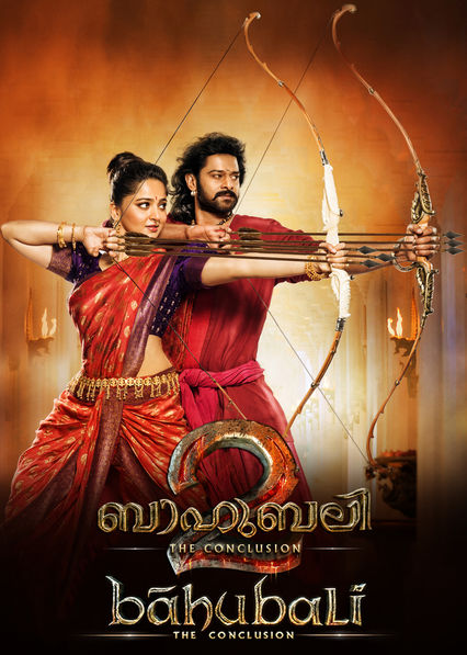 Baahubali 2: The Conclusion (Malayalam Version) on Netflix USA